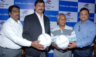 Pic 1 Bajaj Allianz AJFC