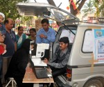 RN -Innovative Mobile Clinic for Eye checkup Ph-01 14.11.13