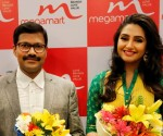 Mr. K. E. Venkatachalapathy, CEO, Arvind  Retail & Actress Ragini Dwivedi