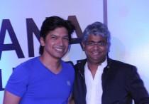 Shaan with Srinivasan Gopalan