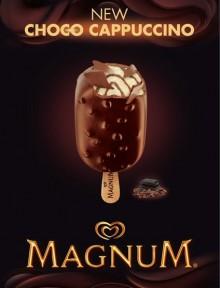 Magnum Choco Cappuccino KV