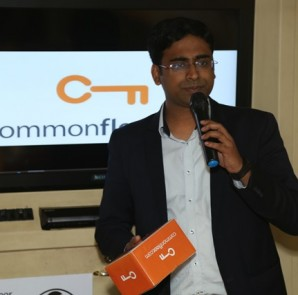 Mr. Sumit Jain, Co-Founder & CEO, CommonFloor.com  introduces CommonFloor Retina, world's first virtual reality innovation in real estate (1)