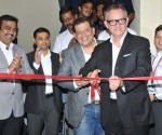 Jürgen Wolf, Managing Director of Häfele India Pvt Ltd at the launch of  First NAGOLD Appliances Gallery