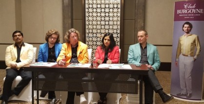 Press Conference Pictures