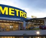 Exterior View of Metro Cash & Carry, Bangalore
