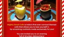 E-Invite Cocktail Festival at Smaaash, 1 MG Lido Mall