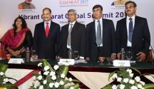 Government of Gujarat delegation at Bengaluru Roadshow