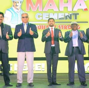 L-R_P.J.Mathai-Sr.VP Marketing,K.Vijayavardhan Rao-President Marketing, J.Ranjith Rao- MD, S.Sambasiva Rao-Eexecutive Director,N.A.Gopinath-VP Marketing