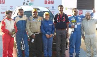 IRC - Ritesh M Guttedar, Sheeraz Ahmed, Sanjay Takale, Noriko Takeshita, Dilip Doshi (MSCC), Byram Godrej, Ninad Miraj Gaonkar