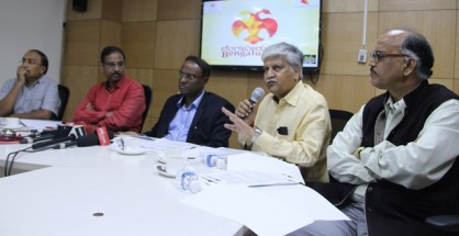 H B Dinesh, N.Vishukumar, M Lakshminarayanan, Rajendra Singh Babu, Vidyashankar