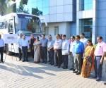 Maitri Bus Inauguration