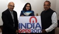 Seamaster 2017 ITTF India Open Logo Launch