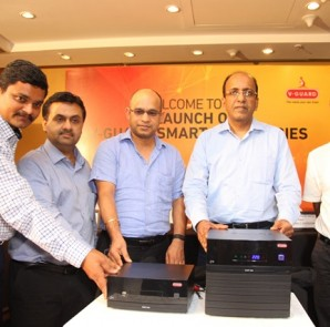 Launch of V-Guard Smart Inverter