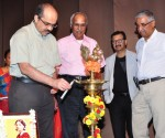 Lamp lighting by Mr. Sudhir Pai J, Executive Director & CEO & Dr. P Ranganath Nayak Medical Director