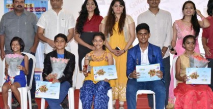 BIG Golden Voice Junior in Bengalore by 92.7 BIG FM_Photo
