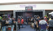 Zippo Encore Area at Bangalore Open Air 2017