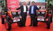 Mahindra Launches JIVO in Bangalore