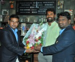 Sharad Kelkar at inugration of The Chocloate bar