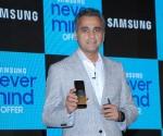 Asim Warsi, Senior Vice President, Mobile Business, Samsung India
