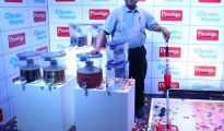 Mr. TT Jagannathan with products