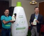 Mr. T.R Suresh, Business Head, Azafran Innovacion Ltd (L) & Mr. Elkana Ezekiel, Non-Executive Director, Azafran Innovacion Ltd said at a Press Conf in Bangalore on Tuesday