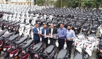Honda 2Wheelers India announces latest deal with Drivezy for 3000 two-wheelers