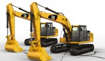 Caterpillar Excavators Cat 320D3