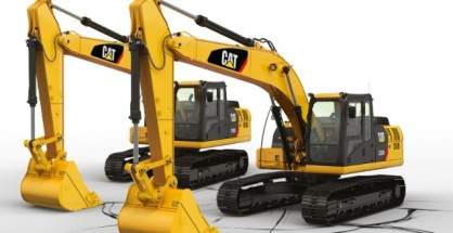 Caterpillar Excavators Cat 320D3