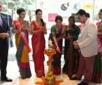 Cine Actress Meghana Raj Inaugurates Asia Wedding Fair 2018