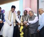 Shri Biplab Kumar Deb, CM Tripura_ Dr. K V Sivan, Chairman ISRO_ Dr. A S Kiran Kumar, Former Chairman ISRO _ Dr. P V Venkitakrishnan, Dir CBPO, ISRO_ Dr. H K Sharma Dir NIT_ A K Muniswamy, Chairman IESA