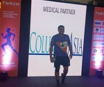 Columbia Asia Hospital Whitefield,  in association with Forum Value Mall, had organized a Purple Run Marathon