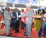Mr. Nitin Seth, President - LCV, Ashok Leyland inaugurated a new LCV dealership in the city on Wednesday