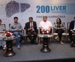 Left to Right - Prema (Patient), Pradeep (Patient), Dr Suresh Raghavaiah, Dr Sanjay Govil, Ms Shailaja Suresh, Dr Sandeep Satsangi
