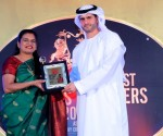 Dr Hema Received Global Asian of the Year  2018-19