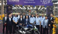 India Yamaha Motor achieves 10 Million Production milestone in India