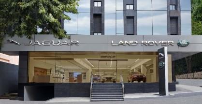 Jaguar Land Rover - Boutique Showroom Launch -1
