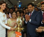 Kajal Aggarwal and Mr. Sandeep Agarwal inaugrated First Ratnadeep store in Indira Nagar, Bengaluru today.