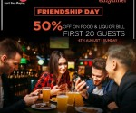 Celebrate Friendship day at SMAAASH