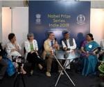 Dr. T.R. Sharma Erika Lanner Juleen Zierath Serge Haroche Kailash Satyarthi Dr. Renu Swarup Laura Sprechmann Shri RK Verma