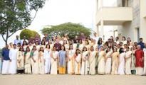 Onam celebration at CIS.