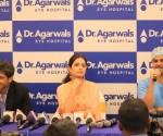 Pics 002- Dr Ashar Agarwal,Director, Ashika Ranganath & Dr Sreepathi, Head -Clinical Services