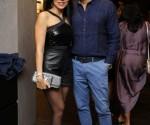 Ila and Vinod Naidu