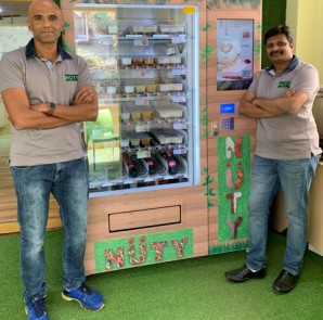 Ray Nathan and Naveen Chander Co-founders, NuTy