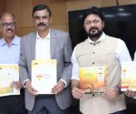 Left to Right - Mr. Himantharaju, Mr. Vidyashankar, Mr. Siddharamappa, Mr. Suneel Puranik and Mr. Dinesh HB