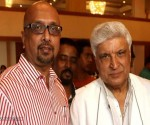 Mr. Rakesh Nigam (CEO of IPRS) and Mr. Javed Akhtar (Chairman of IPRS)