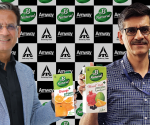 L-R - Mr. Anshu Budhraja, CEO, Amway India and Mr. Hemant Malik, Divisional Chief Executive, Foods Division, ITC Ltd.