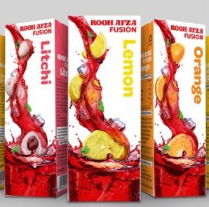 RoohAfza Fusion Range_
