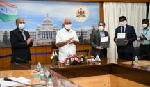 BIAL - INDIAN RAILWAYS MOU SIGNING