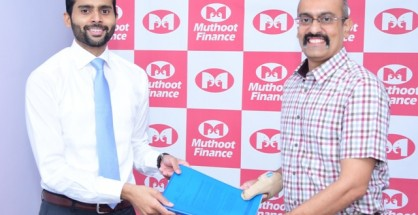 Mr. George M Alexander, Executive Director, The Muthoot Group, Mr. Kartik Sriram, Trustee, Bangalore Kidney Foundation