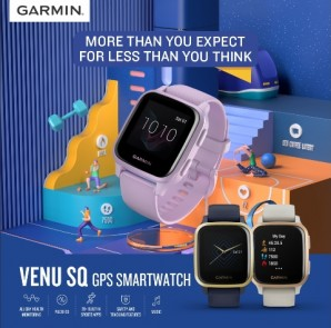 Garmin Venu Sq series